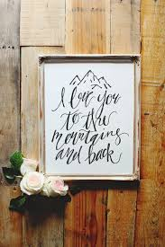 wedding quotes adventure i you to the mountains and back print adventure travel print