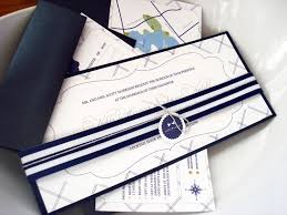 Nautical Wedding Programs Best 25 Nautical Invitations Ideas On Pinterest Nautical