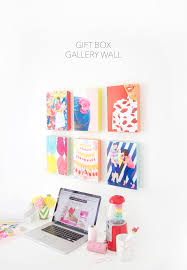 Washi Tape Wall by Easy Washi Tape Gallery Wall Damask Love