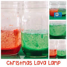 christmas lava lamp science experiment life over cs