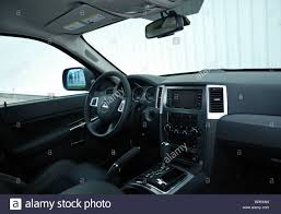 jeep commander inside jeep dashboard stock photos u0026 jeep dashboard stock images alamy