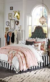 25 best parisian style bedrooms ideas on pinterest parisian this lovely feminine bedroom the emily meritt heart sheet set