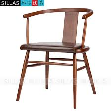 Chinese Armchair Solid Wood Chair Modern Chinese New Chinese Ming Chair Leisure