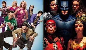 Big Bang Theory Halloween Costumes Big Bang Theory Justice League Spoiler
