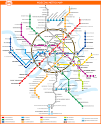 Santiago Metro Map by Moscow U0027s Hidden Stories Dreamtime Traveler