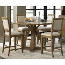 liberty furniture town u0026 country 5 piece gathering table set with