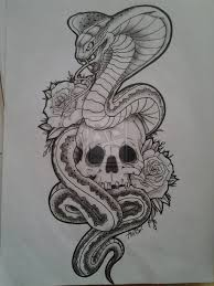 tattoo drawing skull art pictures to pin on pinterest tattooskid
