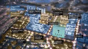 Doral Florida Map by 5350 Park Down Town Doral Youtube