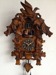 Authentic Cuckoo Clocks Korea Kairos Authentic 9103 Parlor Decorated Musical Chime Cuckoo