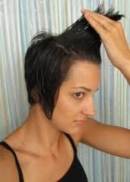 cut your own shag haircut style a guide to cut your own hair go for it girls layered cuts