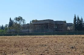 design a mansion eileen u0027s home design a mansion under construction in fresno ca