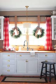best 25 red kitchen curtains ideas on pinterest farmhouse style