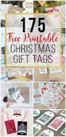 25 unique christmas tags printable ideas on pinterest free