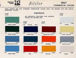 1967 truck paint code help the 1947 present chevrolet u0026 gmc