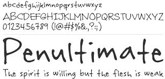 30 best free handwritten fonts for designers creativecrunk