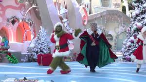 Universal Studios Christmas Ornaments - whoville on the backlot grinchmas 2012 universal studios hollywood