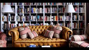 home library decor home library design decorating ideas youtube