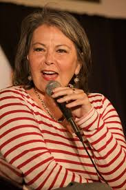 new look for roseanne barr 2015 with blonde hair roseanne barr wikipedia