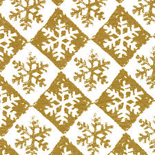 and gold christmas wrapping paper gold chequered snowflake design christmas tissue paper from