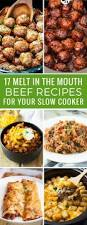 comfort food these slow cooker beef recipes are just what we need