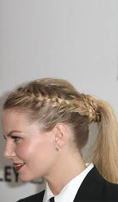 hairstyles for waitresses 53 easy to do ponytail hairstyles for girls