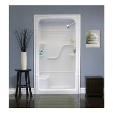 bathtub with shower surround bathtub walls and surrounds bathtub and shower kits lowe s canada