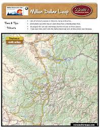 Mesa Verde Map Tor Rides U0026 Maps Bmw Motorcycle Club Of Colorado