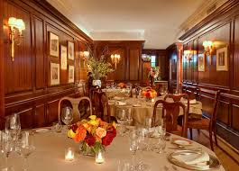 Best Private Dining Rooms Nyc Where To Eat On Christmas Eve In Manhattan