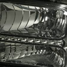 Ford F250 Truck Mats - 07 ford f250 f350 super duty led crystal headlights smoked