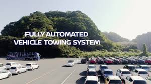 nissan mexico plant nissan introduces driverless towing system at oppama plant