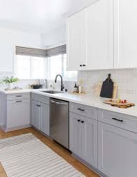 white shaker kitchen cabinets with white subway tile backsplash best 58 modern kitchen subway tile backsplashes engineered