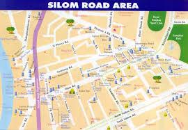 Bangkok Map Bangkok Maps