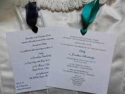 Cost Of Wedding Invitations Wedding Invitations With Ribbon These Low Cost Versatile Wedding