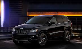 jeep grand cherokee 2017 blacked out jeep launches altitude limited edition models