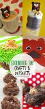 happy groundhog day pudding cups oh my creative