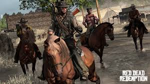 red dead redemption game wallpapers red dead redemption 4k ultra hd wallpaper and background
