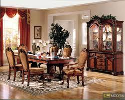 cherry wood dining room set home interior design ideas