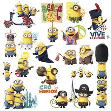 minions movie wall decals wall sticker shop