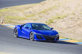 Acura Sports Car Price Acura Nsx Becomes The Most Expensive Car Built In The U S