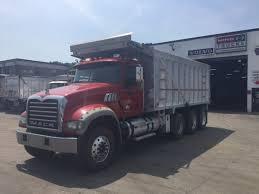 mack dump trucks for sale