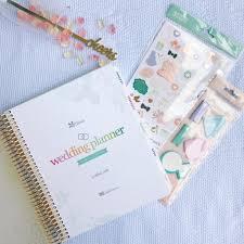 bridal planning book planners spectacular erin condren wedding planner amusing