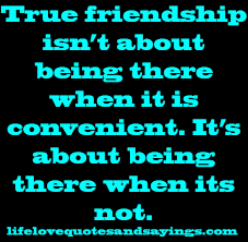 quotes about friendship enduring sayings about friends not being there being there quotes