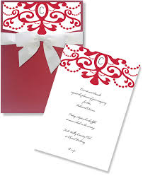 impressions in print fall christmas wedding ideas