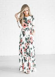 classic rose maxi clothes dream closets and clothing