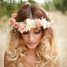 floral headpiece floral headpiece gallery weddinggawker