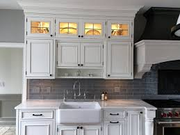 white leaded glass kitchen cabinets project reviews zobel co kitchens in saratoga and lake