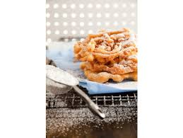 funnel cake recipe