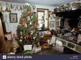 early american kitchen large walk in fireplace gifts tree