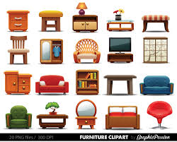 furniture clipart clipart furniture home decor clipart home
