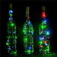 Diy Halloween Lighting by Online Get Cheap Bottle Led Light Aliexpress Com Alibaba Group